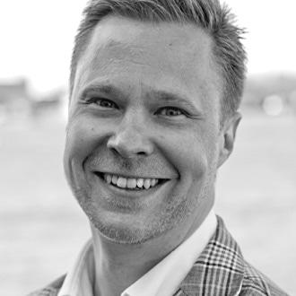 Bild på Eric Åkervall
