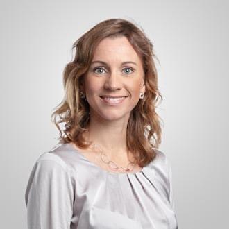 Kuva henkilöstä Joanna Kivi, HR, Mandatum Life
