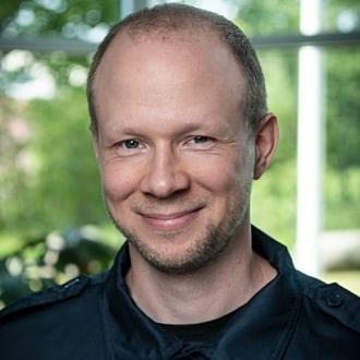 Bild på Gustav Bengtsson
