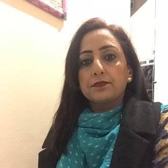 Picture of Syeda Kazmi