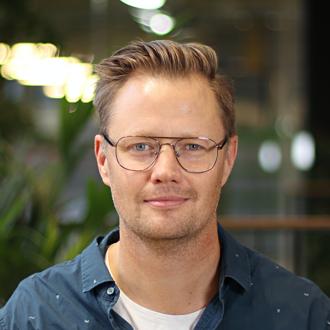 Bild på Ola Zettervall