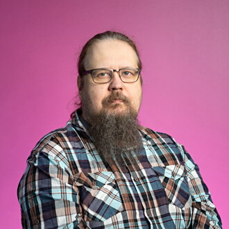 Kuva henkilöstä Mikko Mannonen