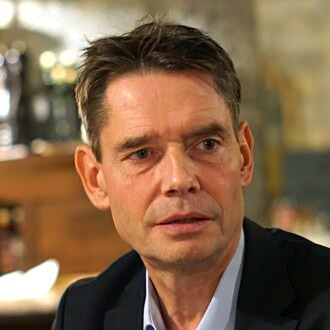 Bild på Jan Sundström