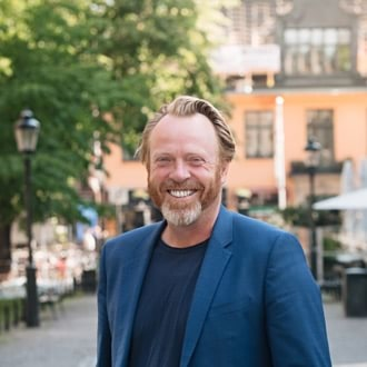 Bild på Tomas Ludvigsson