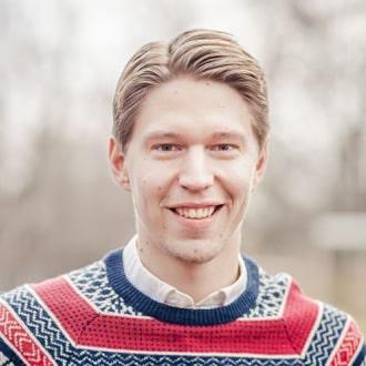 Bild på Kristian Ehrendahl