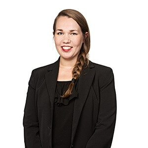 Kuva henkilöstä Tiina-Mari Simonen