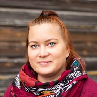 Kuva henkilöstä Anni Leminen