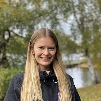 Bild på Frida Granström