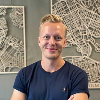 Picture of Patrik Bergquist