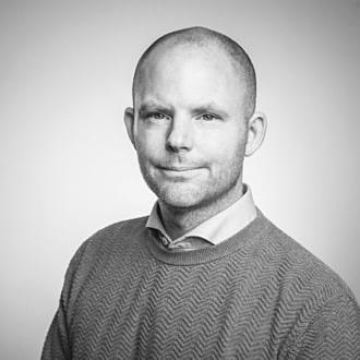 Bild på Johan Dalström