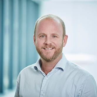 Bild på Johan Börjesson