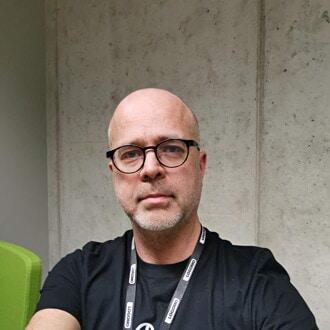Kuva henkilöstä Jussi Ruohonen