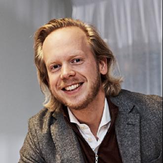 Bild på Gustav Blomberg