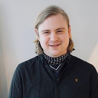 Picture of Linus Kaasik