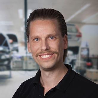 Bild på Staffan Nyström