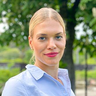 Bild på Elin Gustafsson
