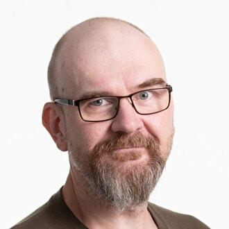 Kuva henkilöstä Jami Kangasoja