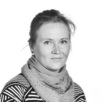 Kuva henkilöstä Johanna Aalto