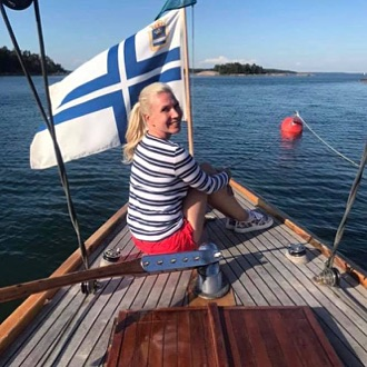 Kuva henkilöstä Heidi Pälli
