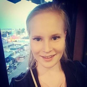Kuva henkilöstä Vilma Rinkinen