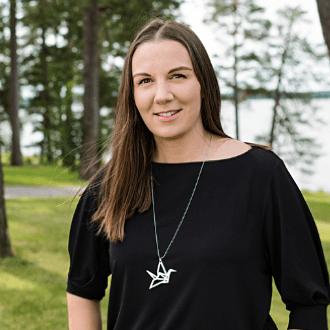 Kuva henkilöstä Anna-Riikka Havusela