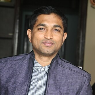 Picture of Uday Bhaskar