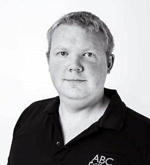 Bild på Erik Odén