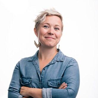 Kuva henkilöstä Tiina Stjerna-Kinnunen