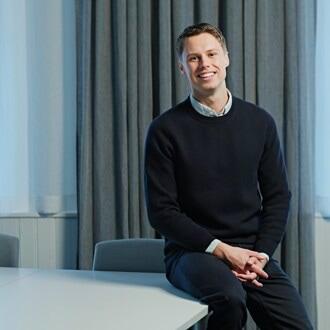 Bild på Johan Staflund