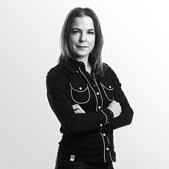 Bild på Karin Schyffert