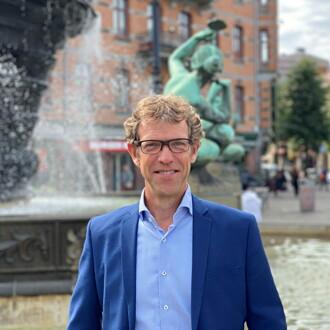 Bild på Jan Höglund