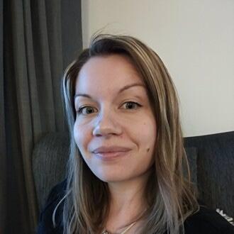 Kuva henkilöstä Salla Samelin