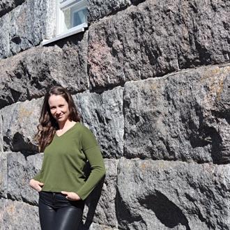 Kuva henkilöstä Jenna Lahtovaara