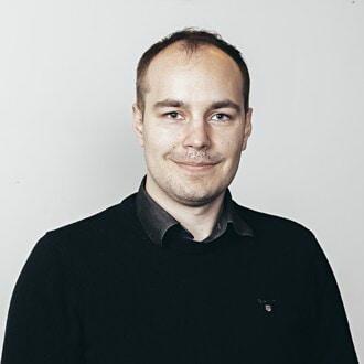 Picture of Henrik Westergård