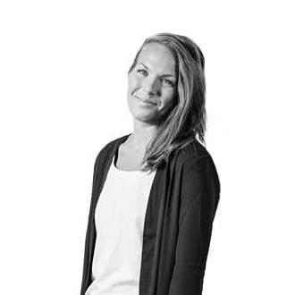 Bild på Linda Sjöström