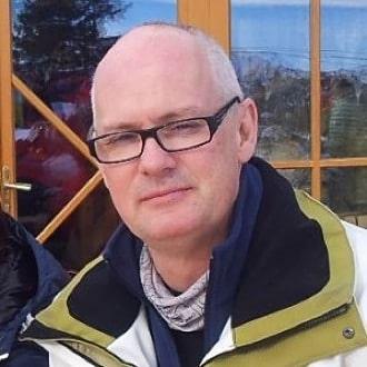 Bild på Magnus Söderberg