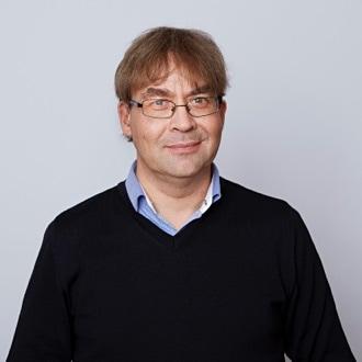 Bild på Martin Höglund