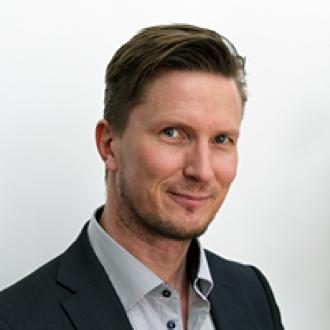 Bild på Thomas Lindborg