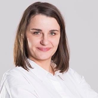 Na zdjęciu: Katarzyna Krakowska