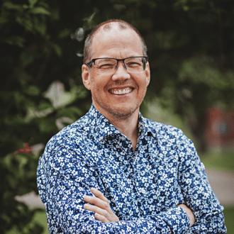 Bild på Peter Wäfors