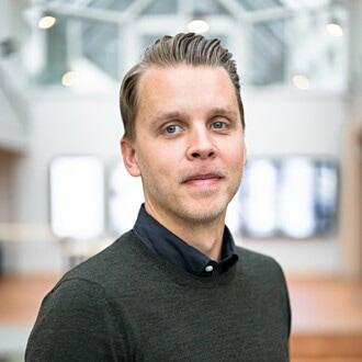 Bild på André Westergren