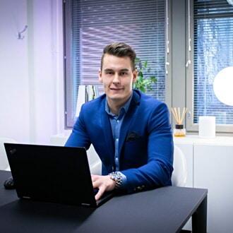 Kuva henkilöstä Marko Luttinen