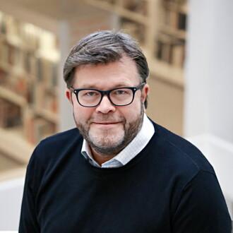 Bild på Roger Sandström