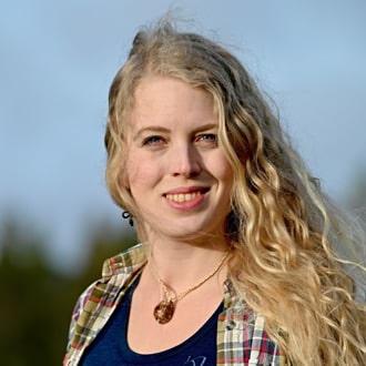 Bild på Johanna Lindberg