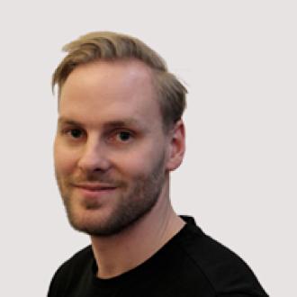 Bild på Patrik Ingvarsson