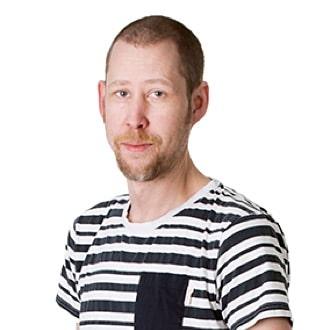 Bild på Mårten Persson