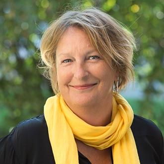 Bild på Karin Bergqvist