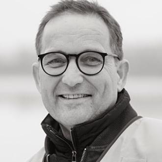 Bild på Petter Dahlström