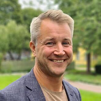 Bild på Daniel Wilhelmssom