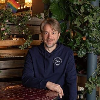 Bild på Bengt Nordmark